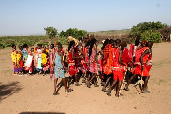 Off the beaten road, Kenya Safari 14