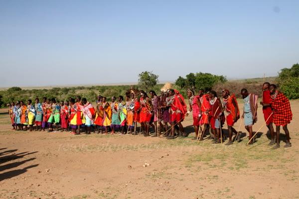 Off the beaten road, Kenya Safari 13