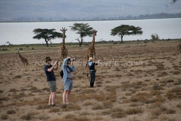 Off the beaten roads, Kenya Safari 1