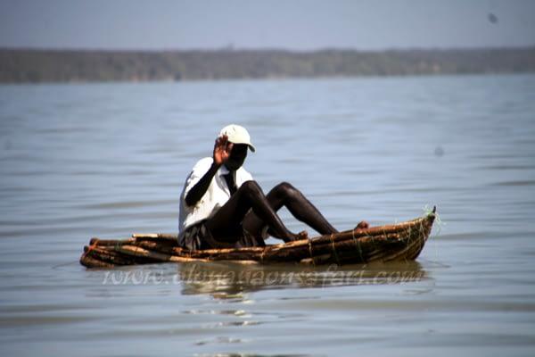 Lake Baringo Boat Ride