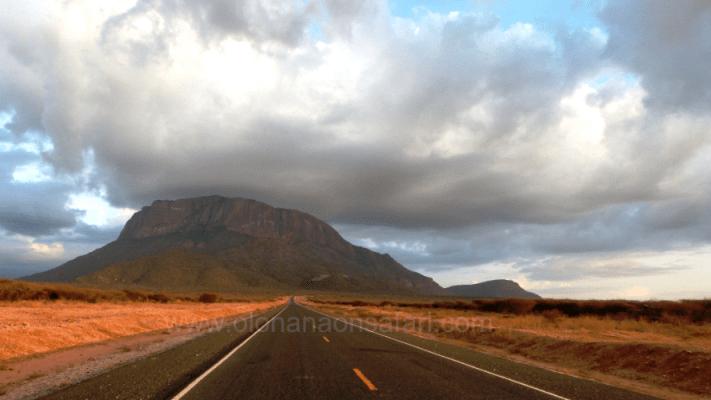 Road to Northern Kenya